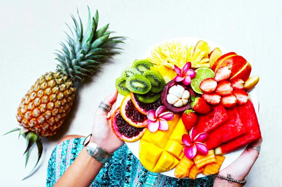 fruta para empresas madrid